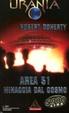 Cover of Area 51 Minaccia dal cosmo