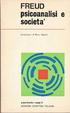 Cover of Psicoanalisi e società