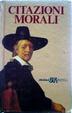Cover of Citazioni morali