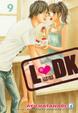 Cover of L♥DK vol. 9
