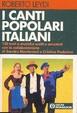 Cover of I canti popolari italiani