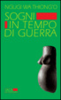 Cover of Sogni in tempo di guerra
