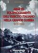 Cover of Armi ed equipaggiamenti dell'esercito italiano nella grande guerra