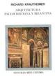 Cover of Arquitectura paleocristiana y bizantina