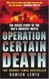 Cover of Operation Certain Death