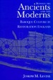 Cover of Between the Ancients and the Moderns