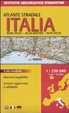 Cover of Atlante stradale Italia 1:250.000