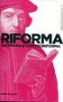 Cover of Riforma luterana e controriforma