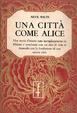 Cover of Una città come Alice