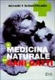 Cover of La medicina naturale per cani e gatti