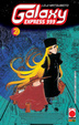 Cover of Galaxy Express 999 vol. 2