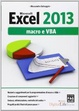 Cover of Microsoft Excel 2013 macro e VBA