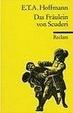 Cover of Das Fräulein von Scuderi