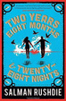 Cover of Two Years, Eight Months & Twenty-Eight Nights