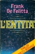 Cover of L'entità