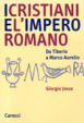 Cover of I cristiani e l'impero romano