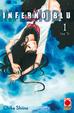 Cover of Inferno blu vol. 1