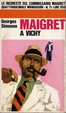 Cover of Maigret a Vichy