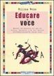 Cover of Educare la voce
