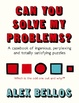 Cover of Can You Solve My Problems?