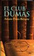 Cover of El club Dumas
