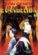 Cover of Neon Genesis Evangelion, Vol. 6