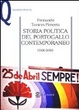 Cover of Storia politica del Portogallo contemporaneo