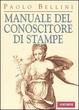 Cover of Manuale del conoscitore di stampe