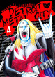 Cover of Detroit Metal City vol. 4