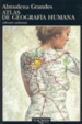 Cover of Atlas de geografia humana