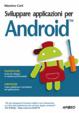 Cover of Sviluppare applicazioni per Android