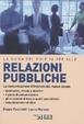 Cover of La guida del Sole 24 Ore alle relazioni pubbliche