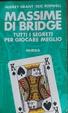 Cover of Massime di bridge
