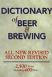 Cover of Dictionary of Beer and Brewing
