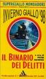 Cover of Il binario dei delitti - Inverno giallo '98