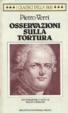 Cover of Osservazioni sulla tortura