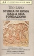 Cover of Storia di Roma dalla sua fondazione - Vol. 1