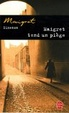 Cover of Maigret tend un piège