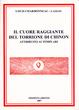 Cover of Il cuore raggiante del Torrione di Chinon attribuito ai Templari