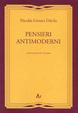 Cover of Pensieri Antimoderni