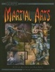 Cover of GURPS Martial Arts