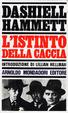 Cover of L'istinto della caccia