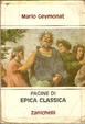 Cover of Pagine di epica classica