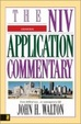 Cover of The NIV Application Commentary Genesis