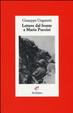 Cover of Lettere dal fronte a Mario Puccini