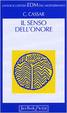 Cover of Il senso dell'onore