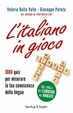 Cover of L'italiano in gioco