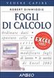 Cover of Fogli di calcolo con Excel 2002