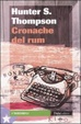 Cover of Cronache del rum