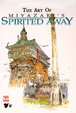 Cover of The Art of Spirited Away